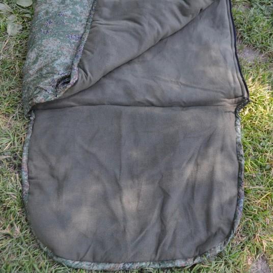 Спальник-одеяло Гигант с подголовником (+5С КМФ)