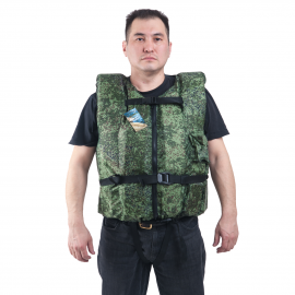 Страховочный жилет Сплав-1 (КМФ)